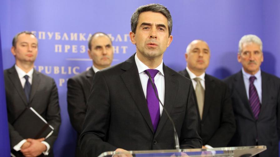 Росен Плевнелиев: Становището на Консултативния съвет беше ясно изразено