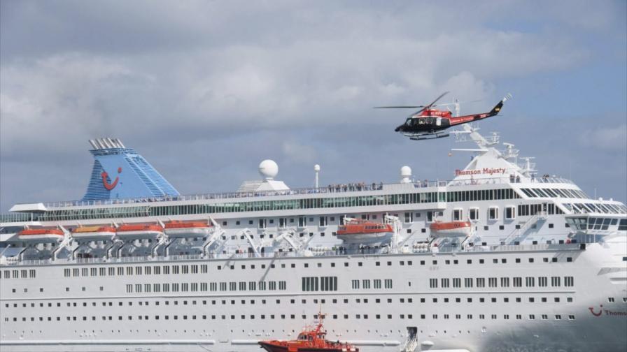 Петима загинаха при инцидент с круизен кораб в Испания