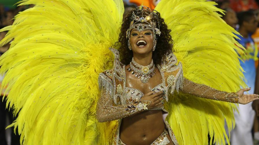 Колоритният фестивал в Рио привлича милиони от цял свят