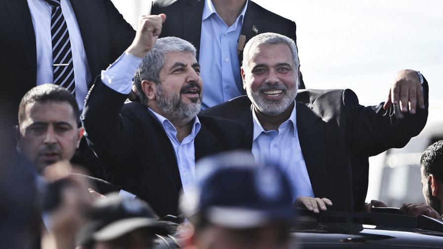 """МВнР: България няма контакт с """"Хамас"""""""