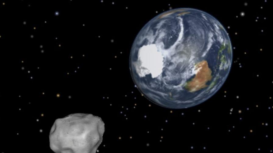 НАСА предава на живо рекордното приближаване на 45-метровия астероид