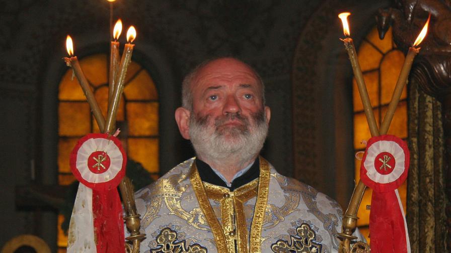 Кой е митрополит Галактион?