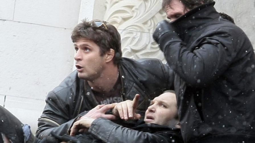 Златомир Иванов - Баретата бе прострелян на 29 януари пред съдебната палата в София