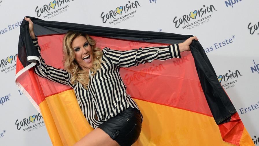 Германия в скандал с плагиатство на песен за Евровизия 2013