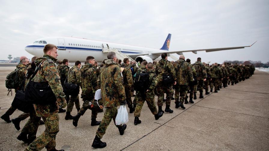 Германия изпраща 330 военнослужещи в Мали