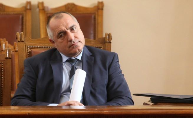 Борисов в Правителствена болница заради високо кръвно