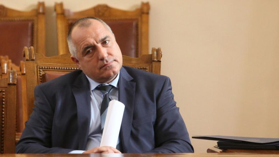 Борисов: Съвет в полите на Витоша и марионетки за министри