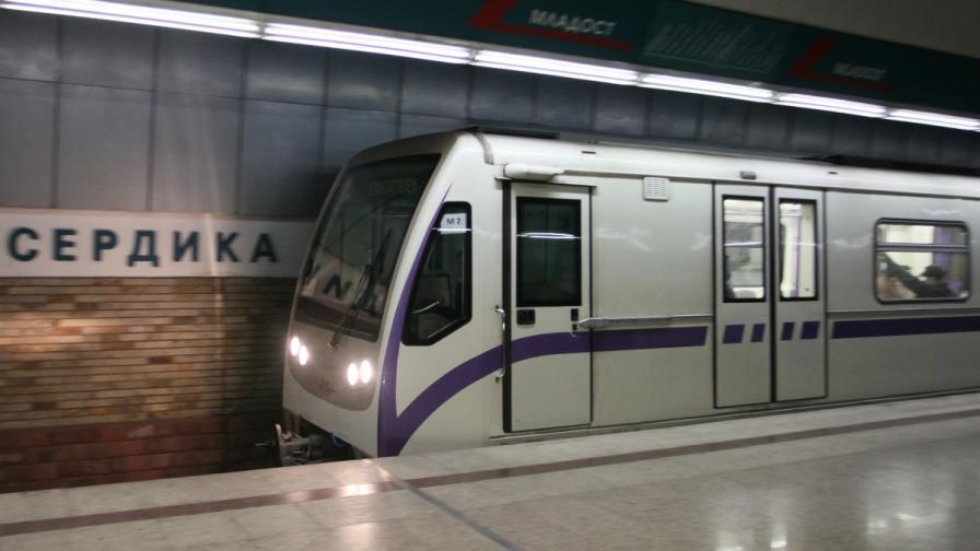 КЗК спря строежа на третия лъч на метрото