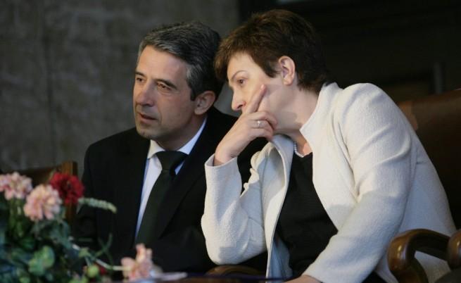 Плевнелиев: Служебният премиер няма да е Кристалина Георгиева