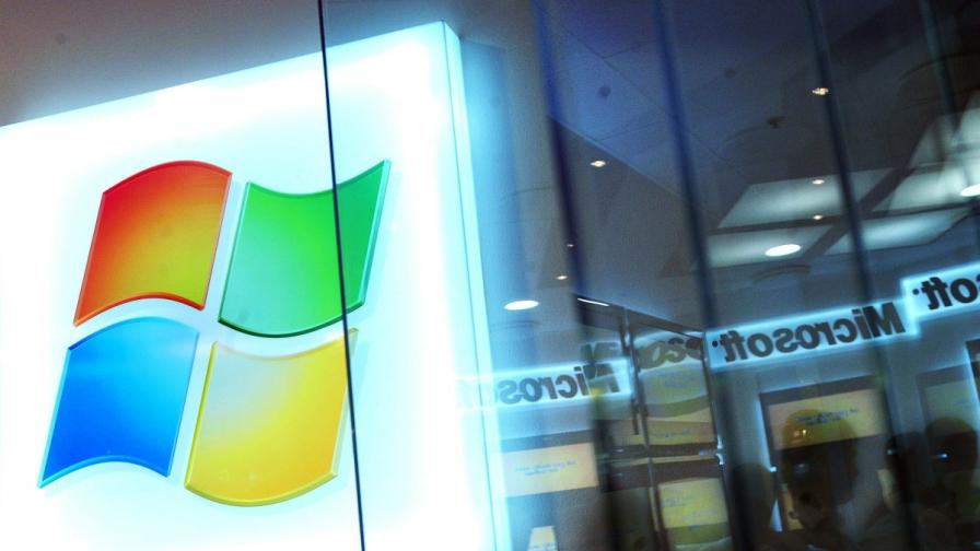 """ЕК глоби """"Майкрософт"""" с 561 млн. евро"""