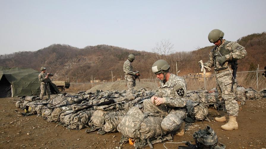 """Пхенян прекъсна """"горещата"""" телефонна линия с Юга"""