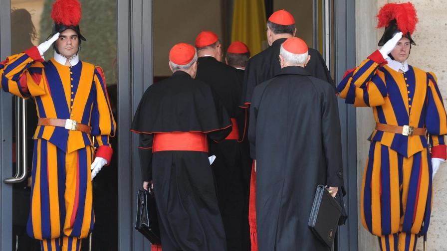 Във Ватикана започва конклавът за избор на нов папа