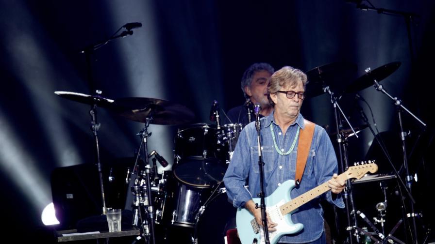 Пускат в продажба новия албум на Ерик Клептън