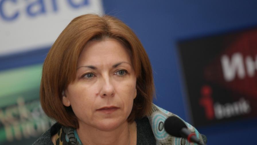 Боряна Димитрова: Балансирано правителство