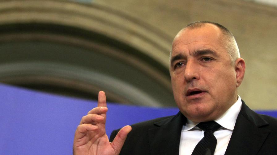 Бойко Борисов: Искам прошка от Господ и от народа