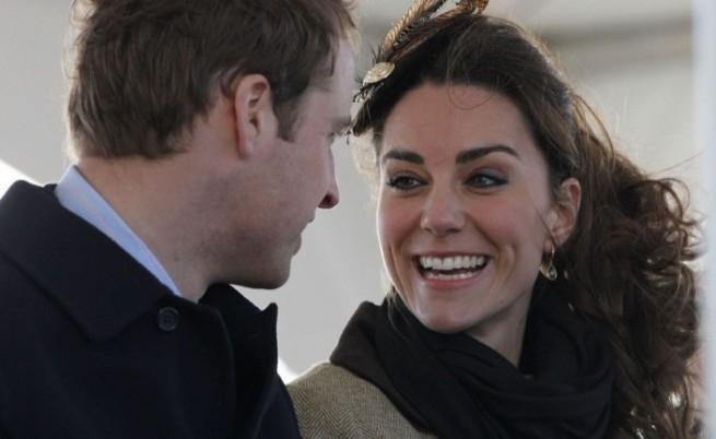 Кейт мечтае да има момче, а принц Уилям - момиче