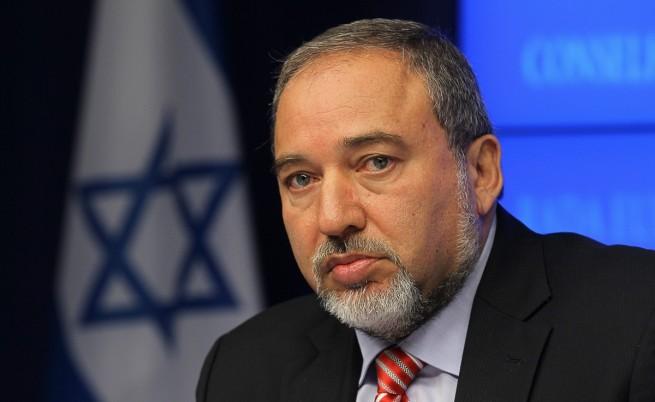 Либерман: Надеждите за мир с палестинците са самозаблуда