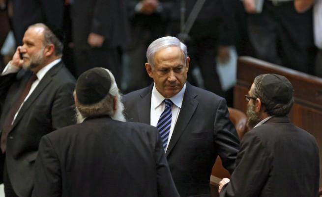 Израел: Правителството на Нетаняху положи клетва