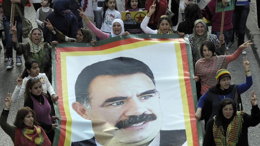 Йоджалан призова бойците на ПКК да спрат огъня и да се изтеглят от Турция