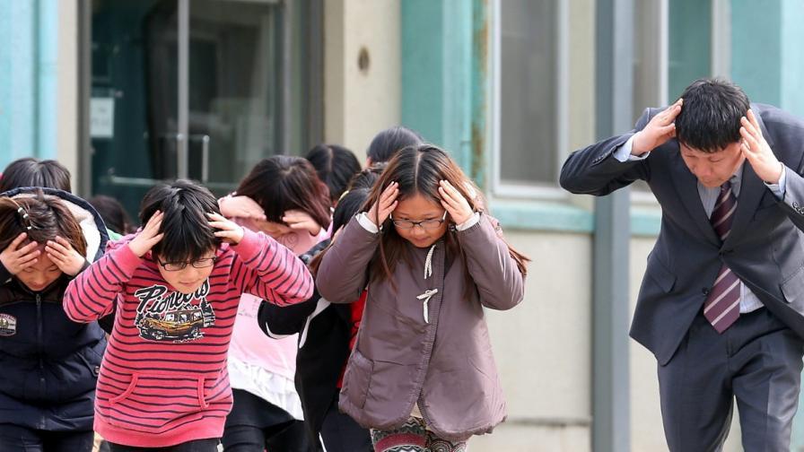 Южна Корея и САЩ подписаха военен план за действие при извънредни ситуации
