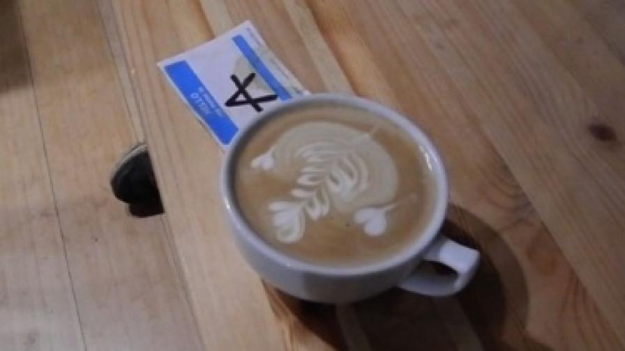 """Българите приеха с усмивка благотворителната инициатива """"висящо кафе"""" и """"висящ хляб"""""""