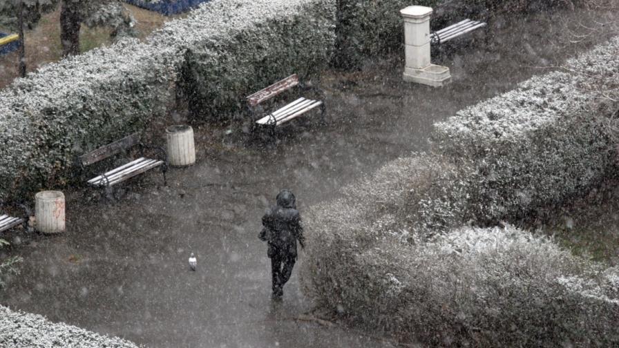 Сняг в Северна България прогнозират синоптиците