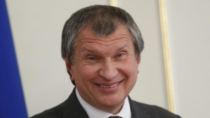 Игор Сечин