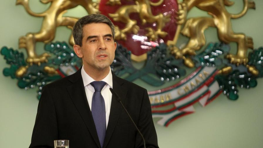Президентът призова за подновяване на диалога в Националния съвет за тристранно сътрудничество