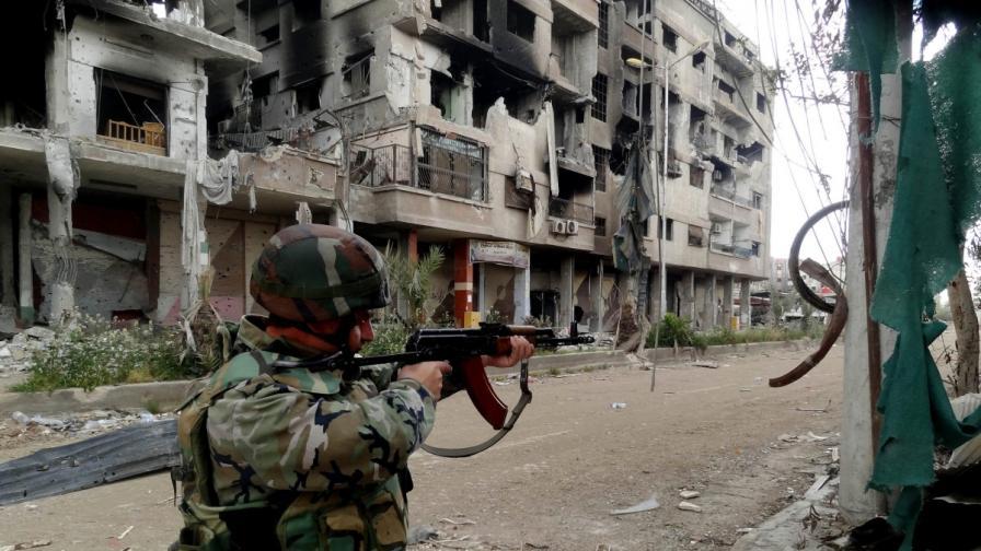 Италиански журналисти бяха отвлечени в Сирия