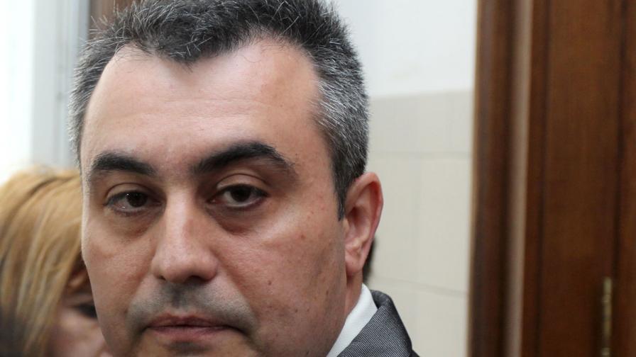 Градският прокурор на София Николай Кокинов