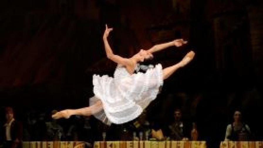 Балетна суперзвезда напуска Русия
