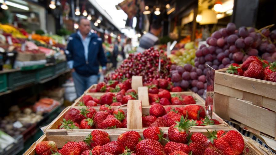 Суровите плодове не помагат срещу високо кръвно налягане