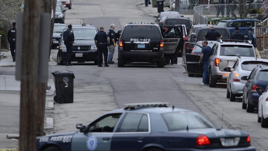 Задържан е вторият заподозрян за бомбените атаки в Бостън