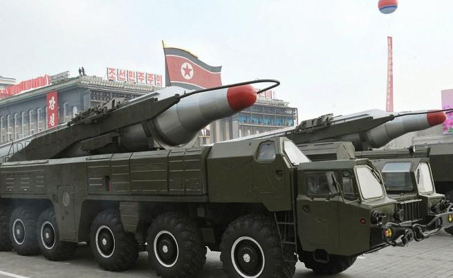 Северна Корея поиска да бъде призната за ядрена държава