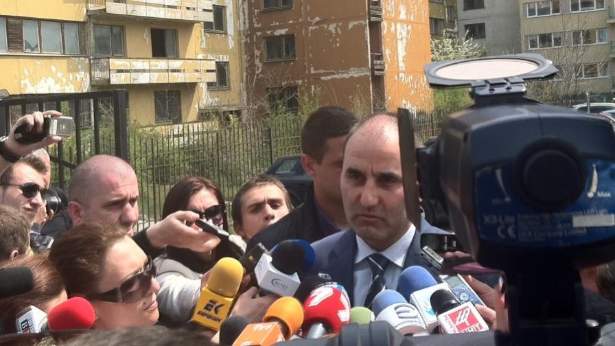 Разпитваха Цветан Цветанов в столичното следствие и в Специализираната прокуратура
