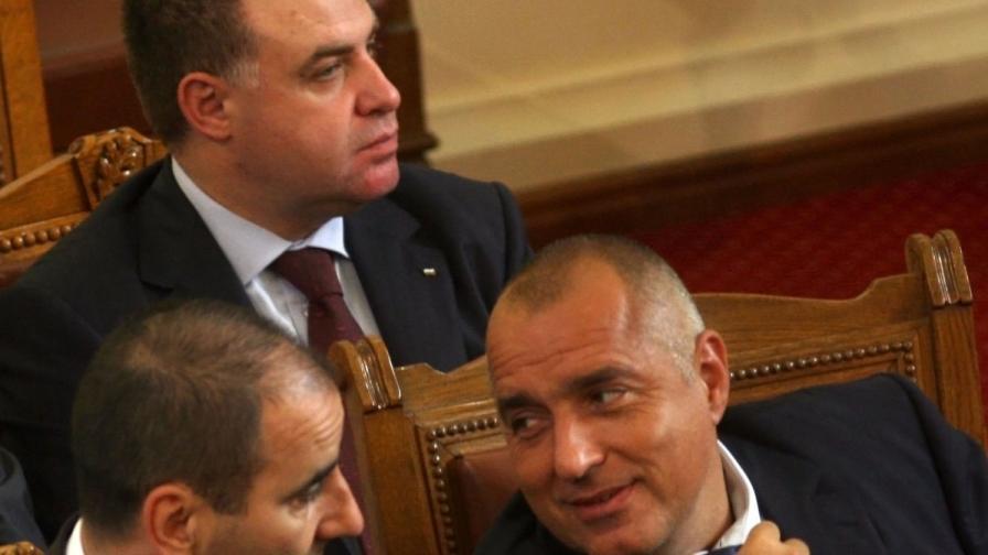 Борисов: Няма да искам оставка на Цветанов