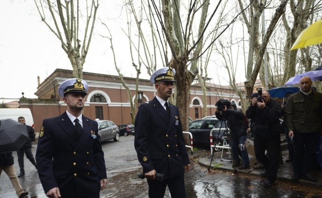 Смъртна присъда грози италиански пехотинци в Индия