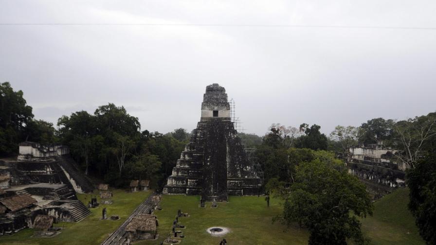 Маите имат още по-древни корени
