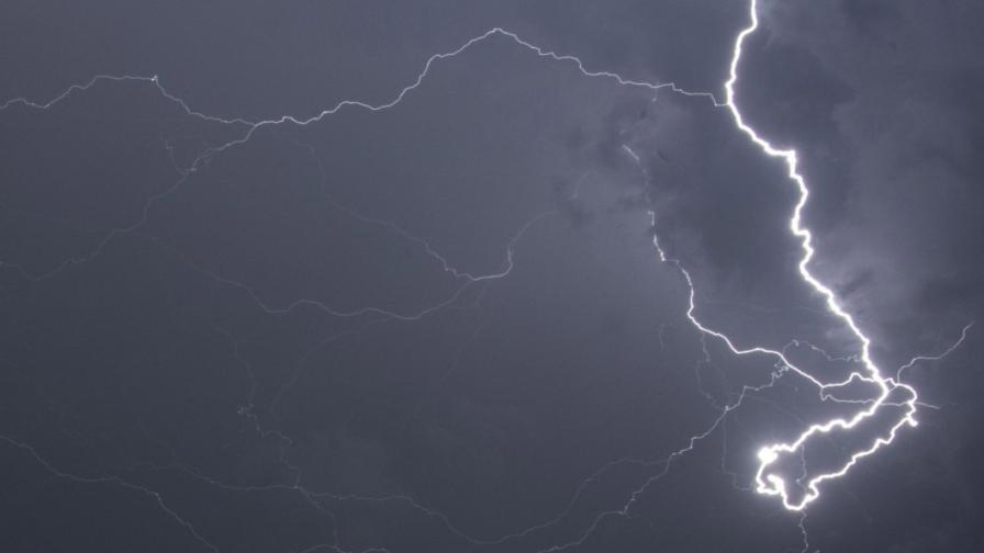 Гръмотевични бури за Великден