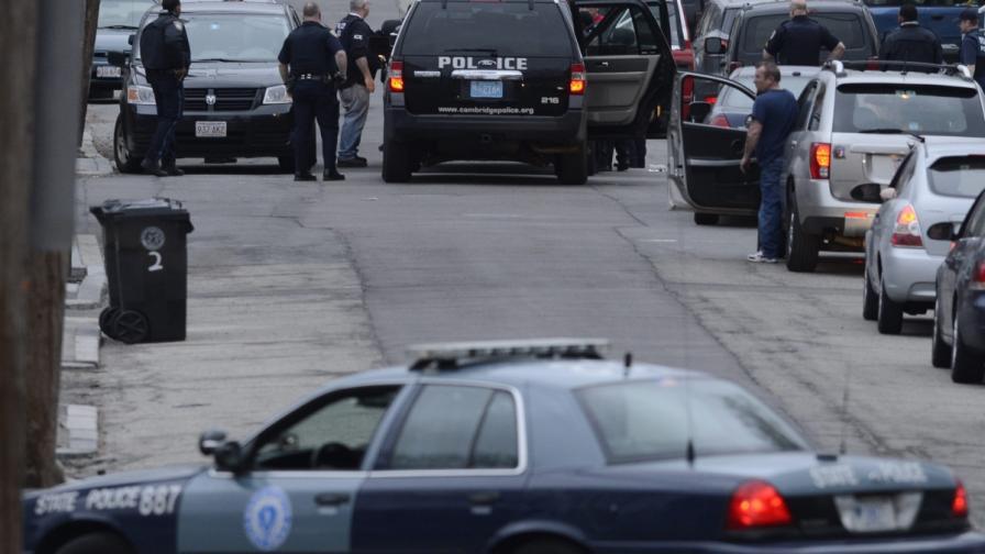 ДНК на жена върху една от тенджерите бомби в Бостън