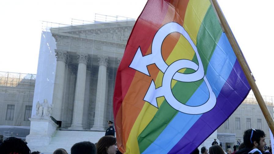 Еднополови бракове и в Роуд Айлънд