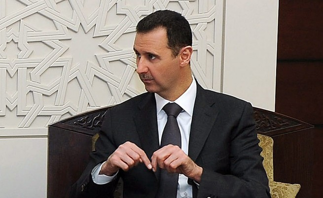 Асад: Можем да се изправим срещу израелските атаки