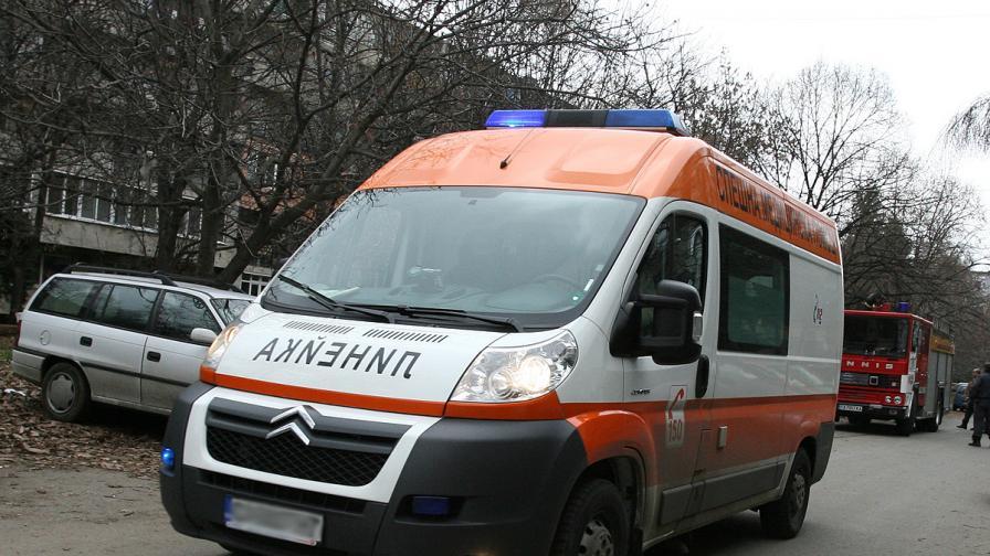 Абитуриент пострада при сбиване в училище във Варна