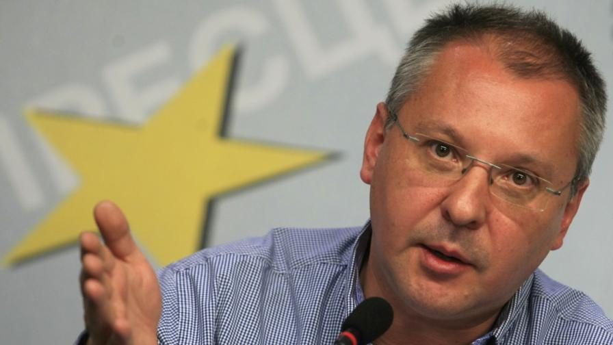 Станишев: ГЕРБ искат хаос в държавата