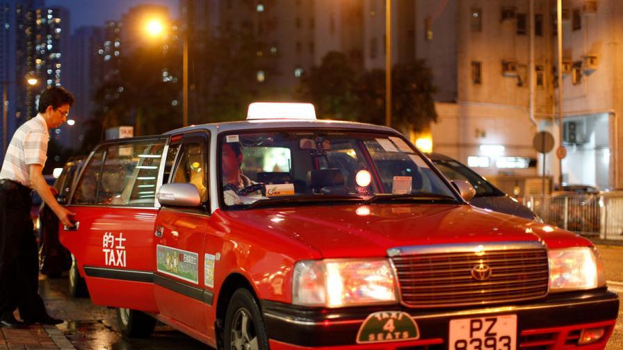 Таксиметров шофьор 6 месеца на съд за 5 евроцента