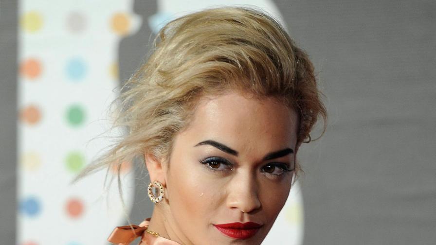 Рита Ора става лице на модната линия на Мадона