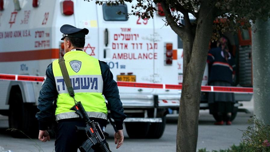 Банков обир в Израел завърши с петима убити