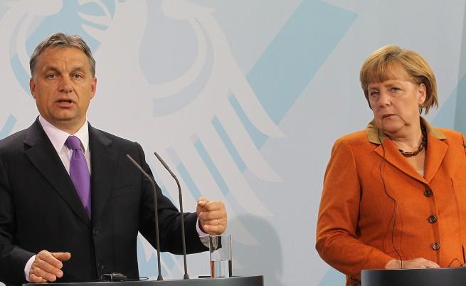 Унгарският премиер сравни Меркел с нацистите