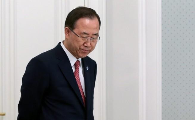 Бан Ки-мун: Сирия се разпада