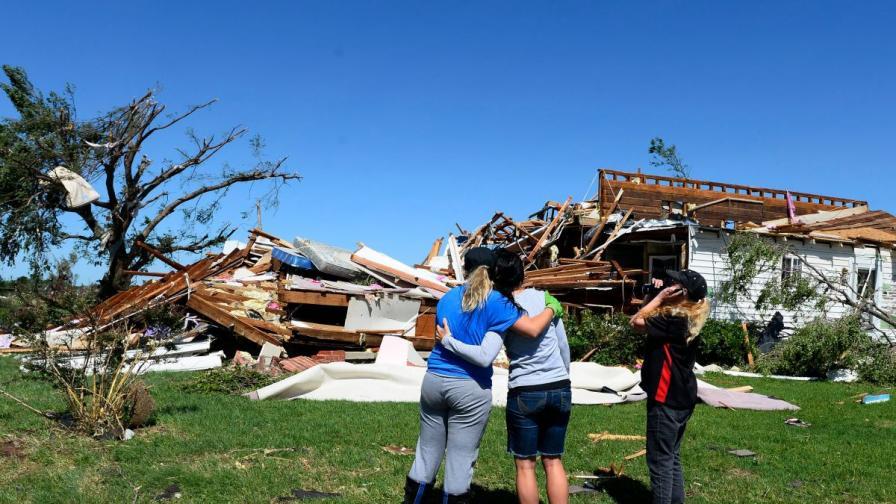 Нови торнада над Оклахома - 11 жертви